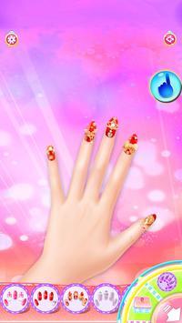 Princesse Nail Salon apk screenshot