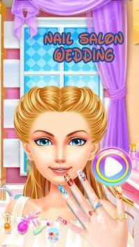 Princesse Nail Salon poster