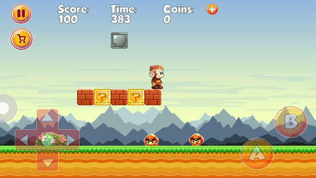 Jungle Boy Adventure screenshot 2
