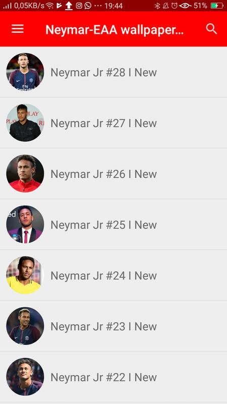 Neymar EAA Wallpaper Foot 4