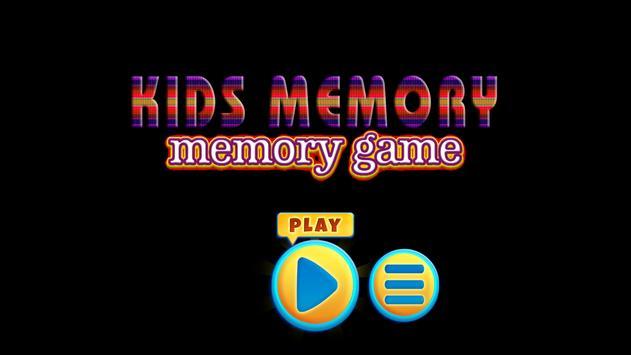 Memory Kids apk screenshot