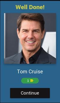 Quiz Hollywood Celebrities screenshot 2