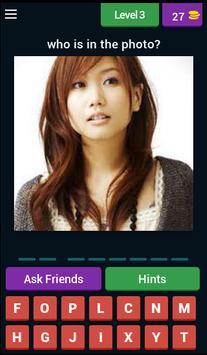 Quiz Hollywood Celebrities screenshot 4