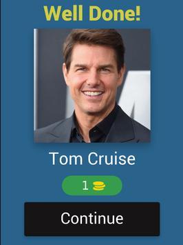 Quiz Hollywood Celebrities screenshot 7