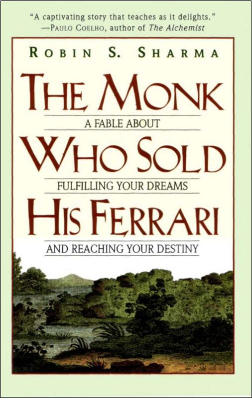 the monk who sold his ferrari pdf online