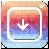 تحميل الصور من الانستقرام icon