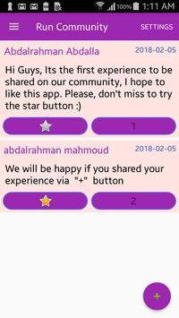 Run Community screenshot 2