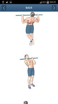Bodybuilding Workout screenshot 2