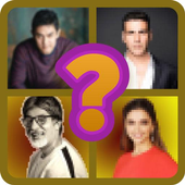 Guess the Bollywood actors icon