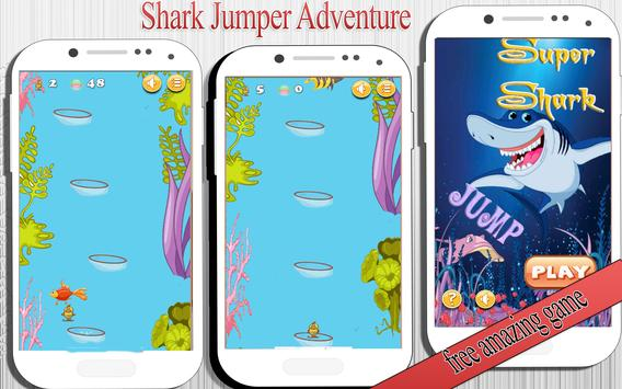 Shark Jumper Adventure screenshot 4