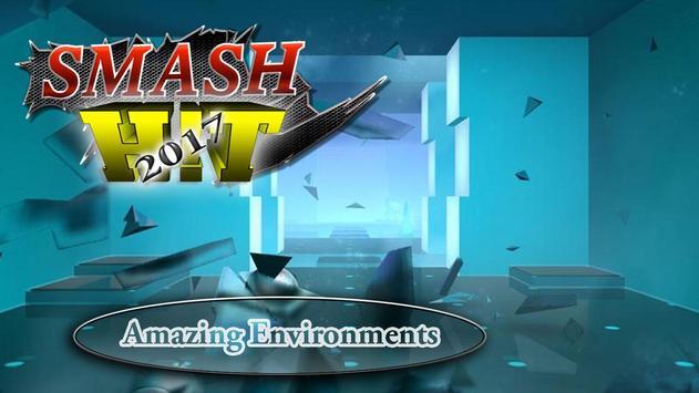 Smash Hit: Break The Glass poster