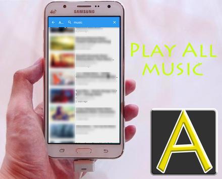 Arkes MP3 Music Player Free apk screenshot