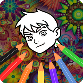 Coloring Book For Ben 10 Tips APK