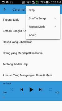 Ceramah Ust Abdul Somad apk screenshot