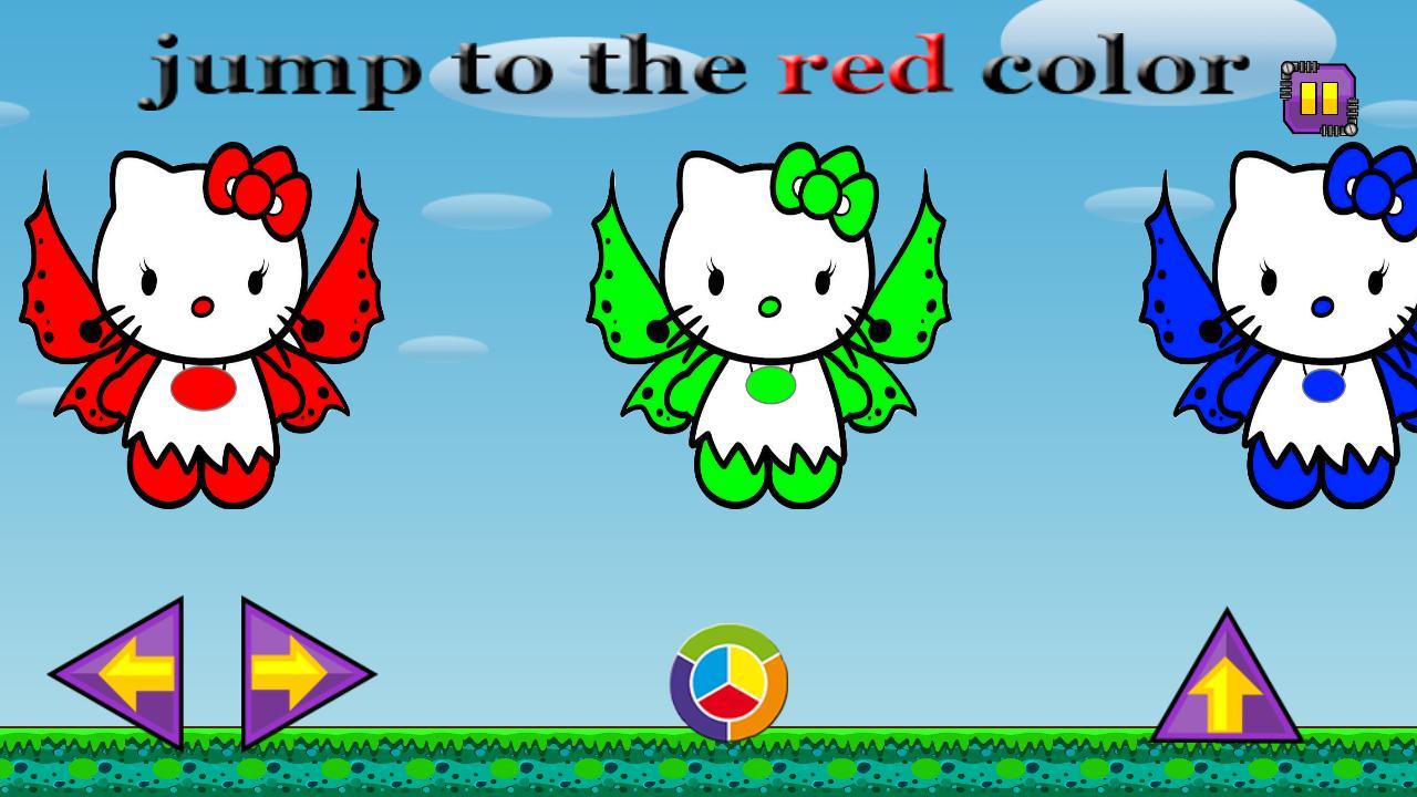Learn colors for kids für Android - APK herunterladen