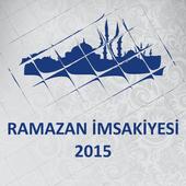 Ramazan İmsakiyesi 2015 icon