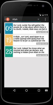 40 Rabbanas (Quranic duas) screenshot 4