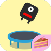 Trampoline Hero icon