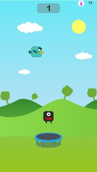 Trampoline Hero apk screenshot