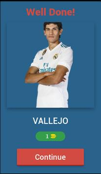 Real Madrid QUIZ screenshot 1