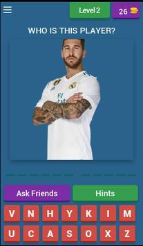 Real Madrid QUIZ screenshot 2