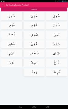 Learn Arabic Language Basics 1 screenshot 10