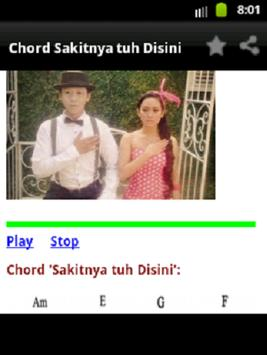Chord lagu sakitnya tuh disini apk download free entertainment app chord lagu sakitnya tuh disini apk screenshot reheart Choice Image