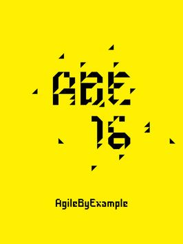 AgileByExample 2016 apk screenshot