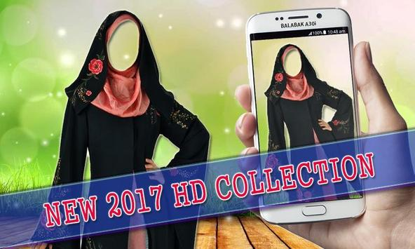 Hijab Montage Fashion apk screenshot