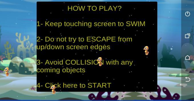 Surviving Fish apk screenshot