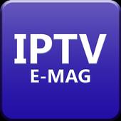IPTV E-MAG 图标