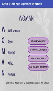 Stop Violence Against Woman apk screenshot