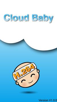 Cloud Baby poster