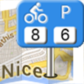 Nice Bicycle icon