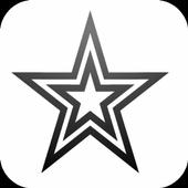 Ideas Star Tattoos icon