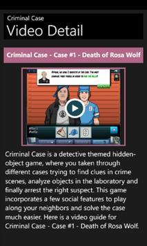 Criminal Guide Case poster