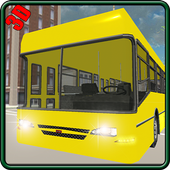 HighWay Bus Driver Simulator3D icon