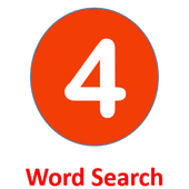 Word Search - 4 Letters icon