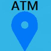 ATM Locator icon
