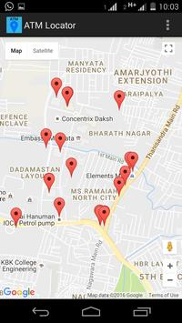 ATM Locator screenshot 4
