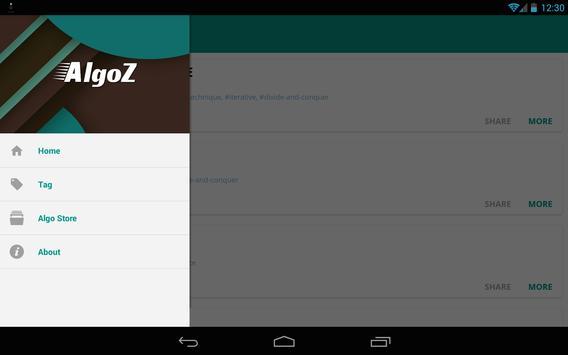 Algoz apk screenshot