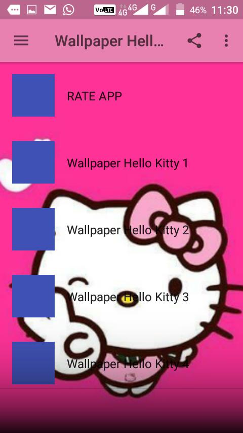Wallpaper Hello Kitty For Android Apk Download