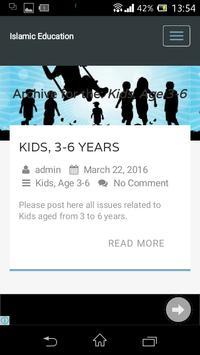 Islamic Children Upbringing screenshot 3