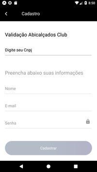 Abicalçados Club screenshot 4