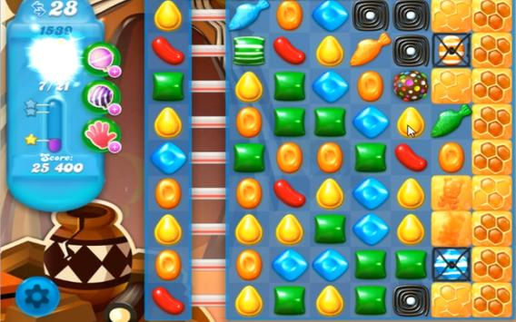 Latest Guide Candy Crush Soda poster