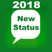 New Whats the status downloader app 2018 icon