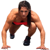 How to do a Burpee icon