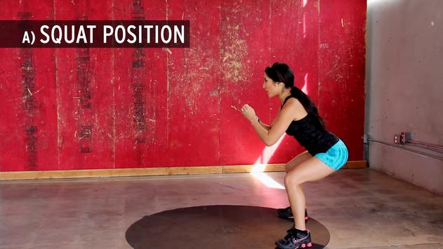 How to do a Burpee poster
