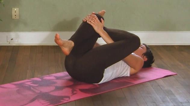 Yoga Stretches for Back Pain apk screenshot