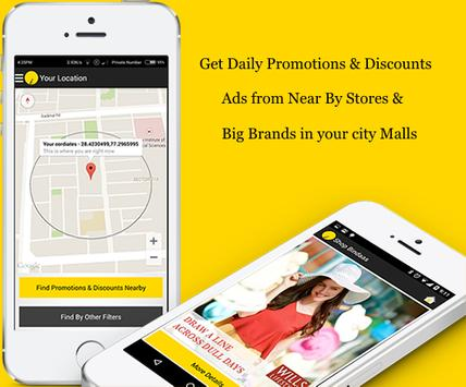 Shop Bindaas:NearBy Discounts poster